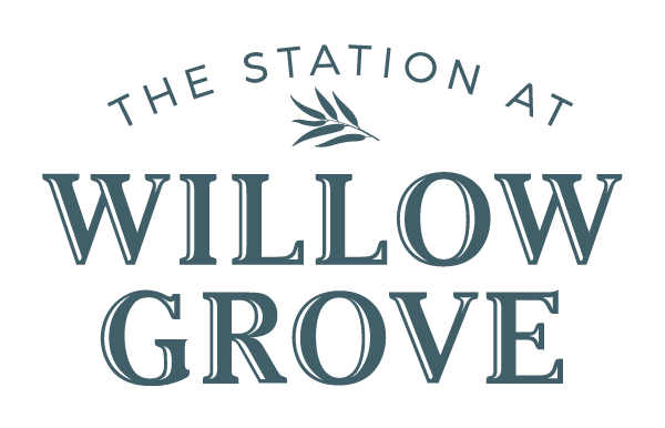 Station at Willow Grove Logo