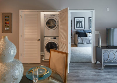 Energy-efficient, full-size washer & dryer in a Willow Grove, PA apartment